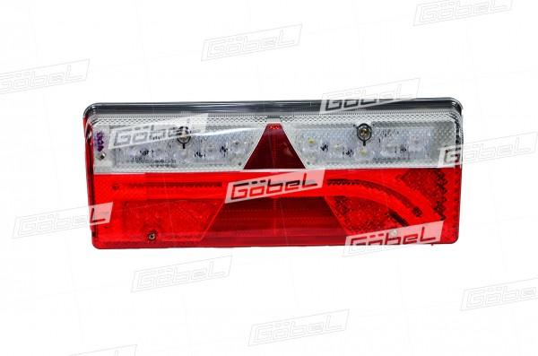 Leuchte Europoint III LED links